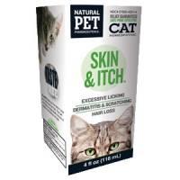 Pet - Health Supplies - Natural Pet Pharmaceuticals - Natural Pet Pharmaceuticals Skin & Itch (Cat) 4 oz