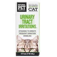 Pet - Health Supplies - Natural Pet Pharmaceuticals - Natural Pet Pharmaceuticals Urinary Tract Irritations Cat 4 oz