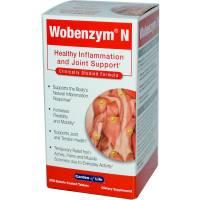 Homeopathy - Pain - Wobenzym N - Wobenzym'N 200 tablet