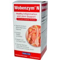 Homeopathy - Pain - Wobenzym N - Wobenzym'N 800 tablet