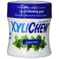 Xylichew - XyliChew Gum Peppermint Jar 60 ct