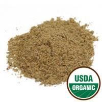 Starwest Botanicals - Starwest Botanicals Milk Thistle Seed Powder Organic 1 lb