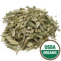 Starwest Botanicals - Starwest Botanicals Olive Leaf C/S Organic 1 lb