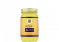 Grocery - Oils - Ancient Organics - Ancient Organics 100% Organic Ghee Butter 16 oz