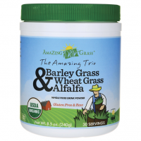 Grocery - Beverages - Amazing Grass - Amazing Grass The Amazing Trio - 30 Servings