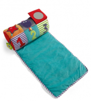 Baby - Baby & Toddler Toys - Mamas & Papas - Mamas & Papas Activity Toy - Tummy Time Toy & Rug