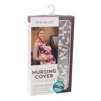 Bebe Au Lait - Bebe Au Lait Premium Cotton Nursing Cover - Nest