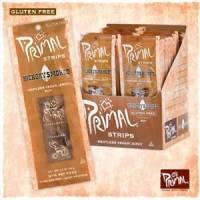 Grocery - Gluten Free - Primal Strips - Primal Strips Vegan Jerky - Hickory Flavor Case of 24