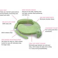 My Brest Friend Twin Plus Nursing Pillow - Green