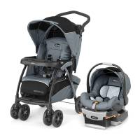 Baby - Baby Gear - Chicco - Chicco Cortina CX Travel System - Iron
