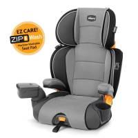 Chicco KidFit Zip 2-in-1 Belt Positioning Booster Car Seat - Spectrum
